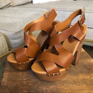 Shoes - 70's inspired heels